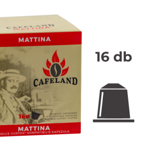 Cafeland Mattina Dolce Gusto
