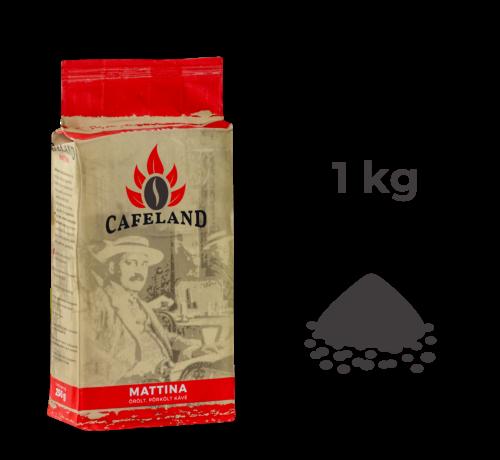 Cafeland Mattina Ground 1kg