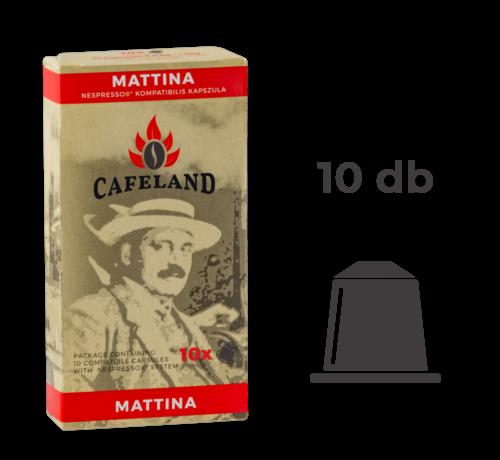 Cafeland Mattina Nespresso