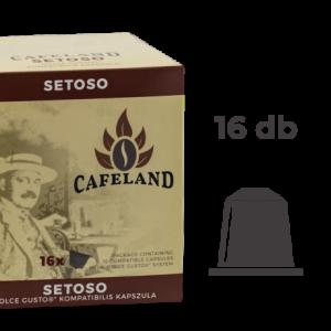 Cafeland Setoso Dolce Gusto
