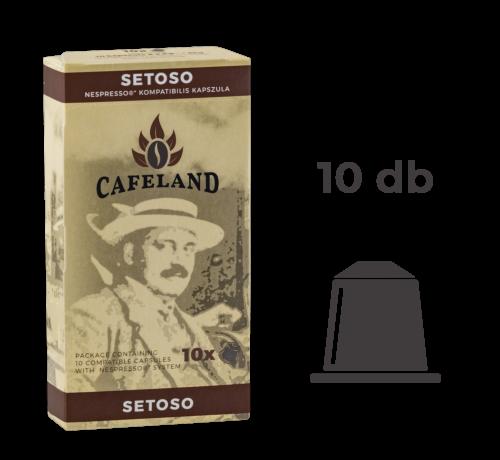 Cafeland Setoso Nespresso